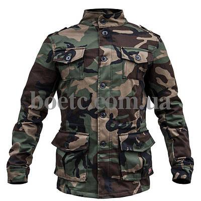 "Куртка милитари ""KILBORN"" WOODLAND"