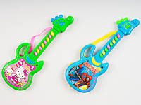 Гитара, музыка, 2 вида (HK, СП), на бат-ке, в кульке MD8839-15-18