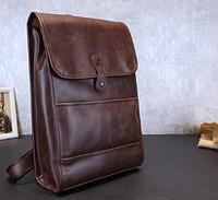 Мужская кожаная сумка. Модель 61358, фото 8