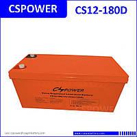 Аккумулятор CSPower CS12   12V 180Ah для UPS ибп
