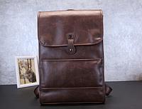 Мужская кожаная сумка. Модель 61358, фото 7