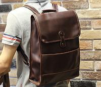 Мужская кожаная сумка. Модель 61358, фото 2