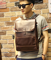 Мужская кожаная сумка. Модель 61358, фото 3