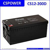 Аккумулятор CSPower CS12   12V 200Ah для UPS ибп