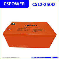 Аккумулятор CSPower CS12   12V 250Ah для UPS ибп