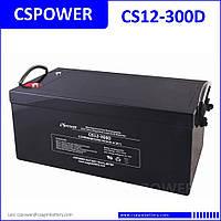 Аккумулятор CSPower CS12   12V 300Ah для UPS ибп