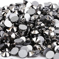 Стрази Hematite (гематит) SS20 холодної фіксації. Ціна за 144 шт