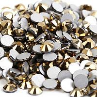 Стрази Gold Hematite (золотий) SS20 холодної фіксації. Ціна за 144 шт