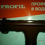 Желоб водосточный PROFIL 8017 3 M 130 mm, фото 3