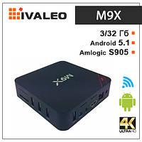 Смарт тв приставка MXQ Pro M9X