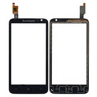 Тачскрин Lenovo S720 леново, цвет черный