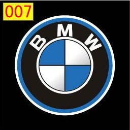 Светодиодные проекторы BMW  в дверь 4-го поколения shadow light MC-04