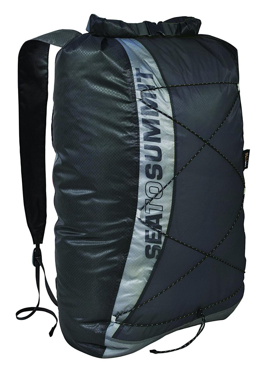 Рюкзак-трансформер Sea To Summit Ultra-Sil® Dry Day Pack black