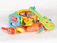 Погремушка, 7 шт, муз - инстр-т, в кульке 03626-15