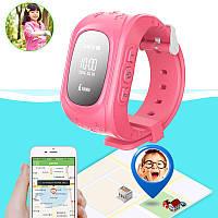 Детские смарт часы с GPS трекером Smart Baby Watch GW300