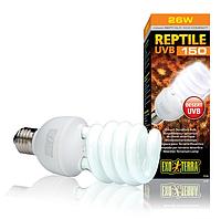 Ультрафиолетовая лампа HAGEN ExoTerra Reptile REPTI GlO 10.0, 26 (25) Вт UVB150