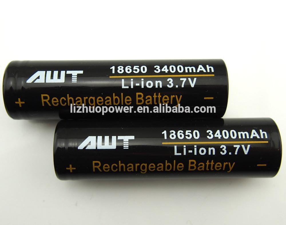 Батарейка battery 18650 awt для сигарет