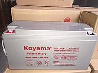 Аккумулятор KOYAMA NPS 12V 200 Ah AGM для UPS ибп