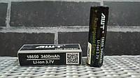 Батарейка 18650 для электронных сигарет AWT