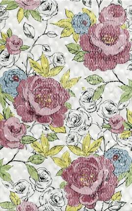 Декор АТЕМ Breeze Rose (90142), фото 2