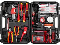 Набор инструментов электрика профессиональный Yato