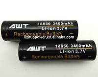 Аккумулятор для электронных сигарет AWT  18650