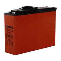 Аккумулятор KOYAMA NPFG 12V 100 Ah AGM для UPS ибп