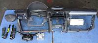Торпедо комплект безопасности Airbeg (передняя панель, подушка безопасности руля, пассажира в торпедо, блок уп