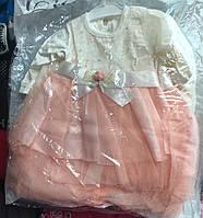 Платье оптом на 6-12-18 мес, фото 1