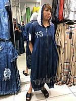 d2dc3ddb04c Стильное женское джинсовое платье Турция  продажа