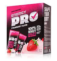 Сироватковий протеїн полуниця для жінок Energy Pro (енержи про протеїн жіночий)