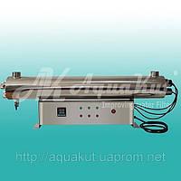 Установка ультрафиолетового обеззараживания с блоком управления UV-165W / 36G.
