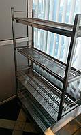 Стеллажи для хранения посуды 700/320/1650 мм