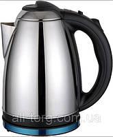 Электрический чайник PRO MOTEC PM 8001 (1.8 L), чайник для кухни, электрочайник