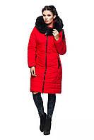 Женская зимняя классическая куртка от производителя, фото 1