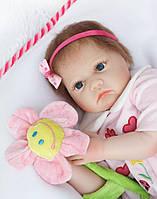 Силиконовая Коллекционная Кукла Реборн  Alya Reborn. (11270), фото 1