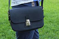 Женская кожаная сумка LILI кросс-боди. Ручная работа