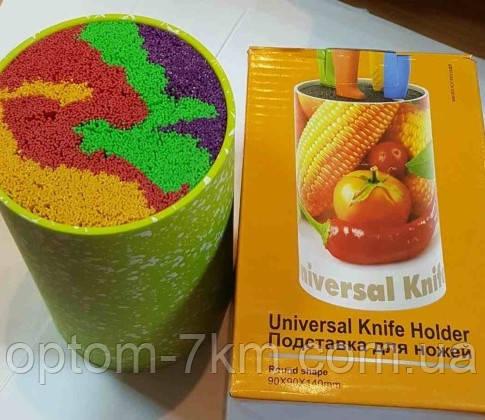 Универсальная подставка для ножей 20см. Universal Knife Holder N