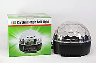 Диско-шар Musik Ball MP-2, свето-шар, светомузыка диско-шар, для праздника