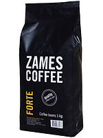Кофе в зернах ZAMES COFFEE FORTE 1 кг