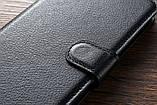 Чехол-книжка магнит для Leagoo M8 и M8 Pro  / Стекло оригинальное /, фото 3