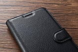 Чехол-книжка магнит для Leagoo M8 и M8 Pro  / Стекло оригинальное /, фото 5
