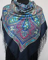 Шерстяной украинский платок Турция 6