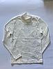 Водолазка белая для девочек Benini от 140 до 176 см рост.
