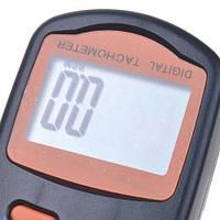 Электронный бесконтактный тахометр DT-2234C+ (от 2,5 до 99999 об/мин)