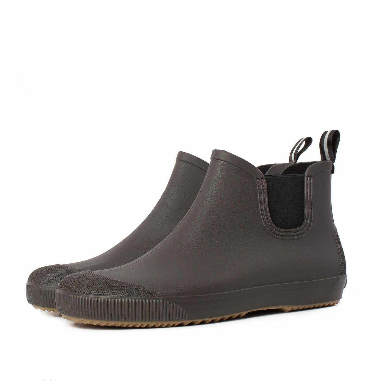 Мужские ботинки NORDMAN BEAT ПС-30  коричневые с бежевой подошвой