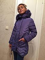 Зимние куртки для девочек GRACE