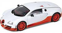 Машинка Bugatti Veyron на радиоуправлении JT040