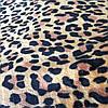 Махра велсофт с леопардовая