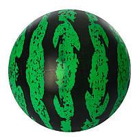 Мяч детский, 6 дюймов, арбуз, рисунок, ПВХ, 45г MS0922